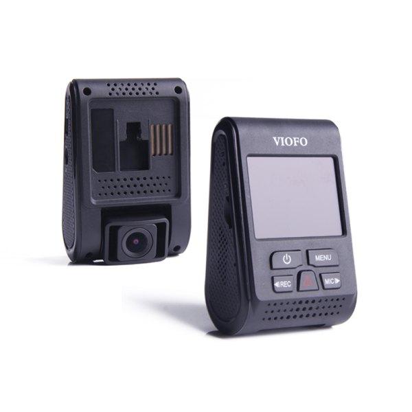 Viofo A119 2K GPS - najlepszy wideorejestrator w tej cenie! (Viofo A118C również - 43$)