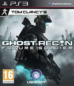 Używki na PS3 po ok. 11zł (Ghost Recon: Future Soldier, Medal of Honor Limited Edition, Battlefield 3) @ Game