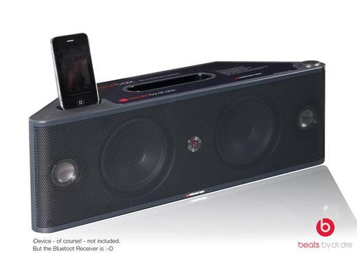 Beatbox iPod Doc Beats by  Dr. Dre @ iBood