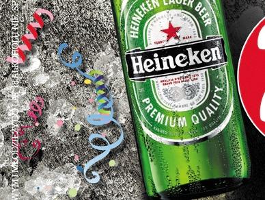 Piwo Heineken za 2,49 zł butelka 0,5 litra @ Lidl