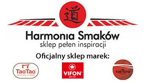 Ceny o połowę niższe.Sklep HARMONIA SMAKU.Online