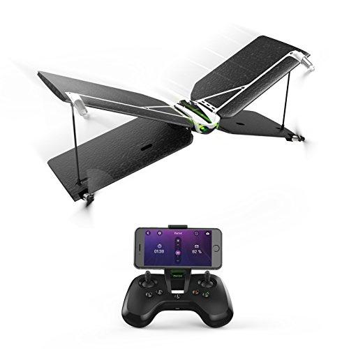 Amazon.de Dron Parrot Minidrone Swing + Flypad