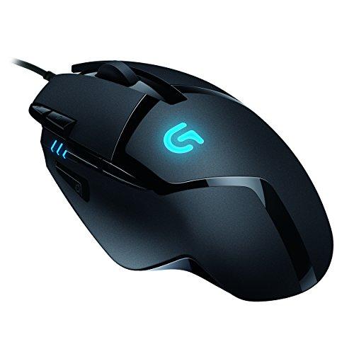 Logitech G402 - mysz gamingowa