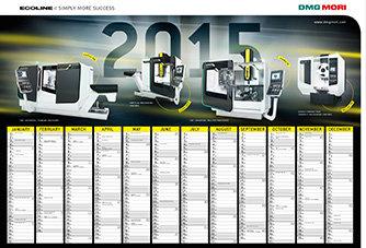 DARMOWY kalendarz na 2015 @ Ecoline