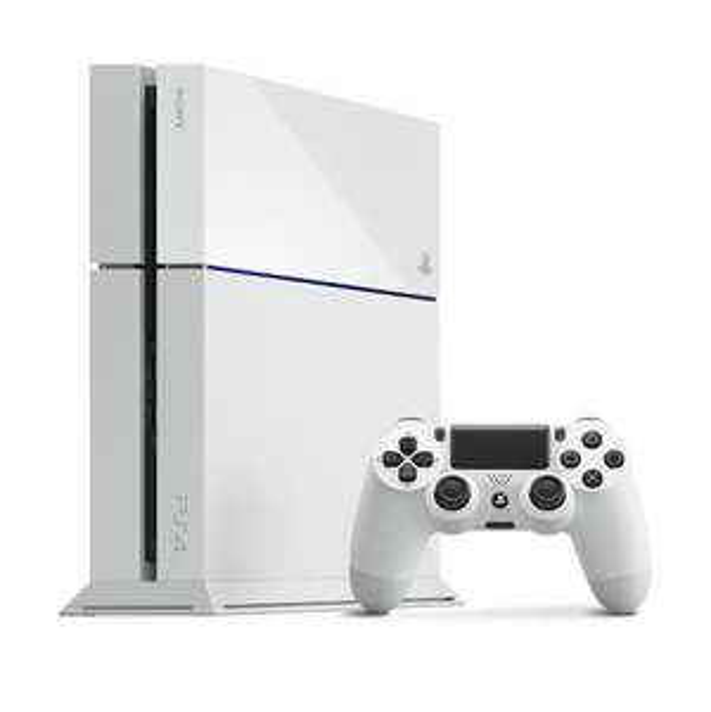 Playstation 4 (Biała) za 1539zł @ Vobis