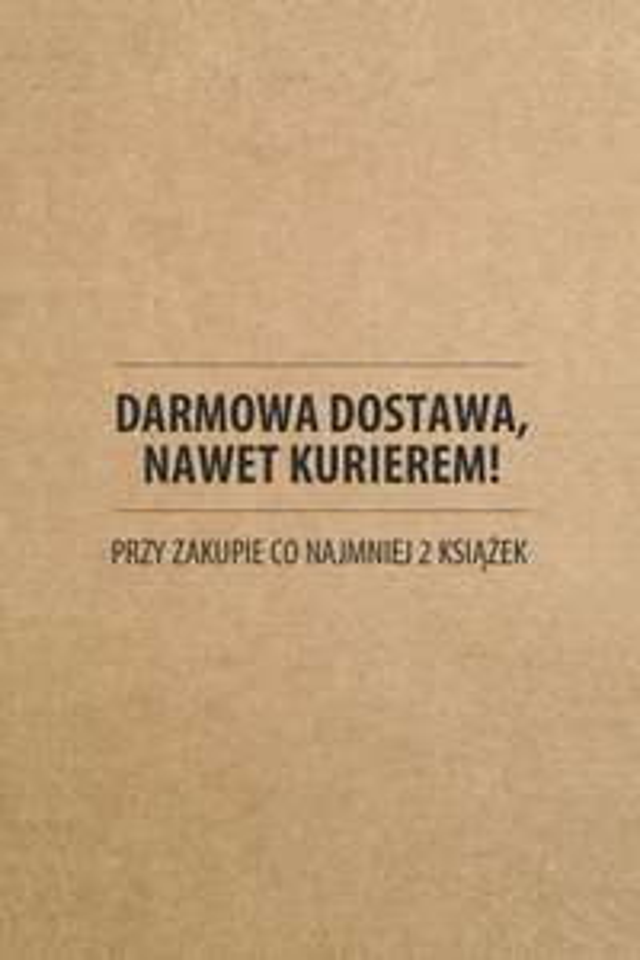 Dostawa gratis na wszystko przy zakupie dwóch książek @ Znak