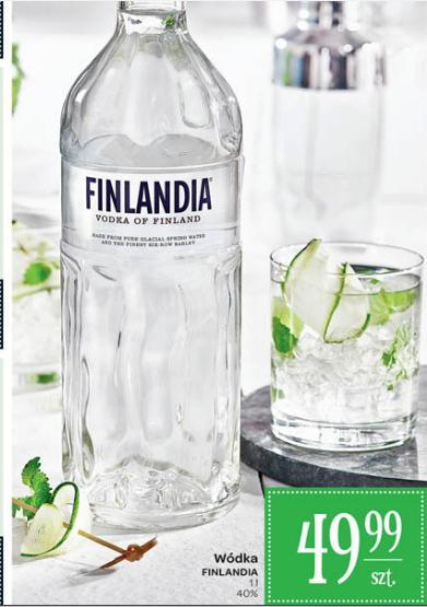 Finlandia 1L w Carrefour