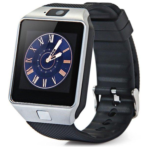 """Smartwatch DZ09 (ekran 1,54"""", slot na kartę SIM, wbudowany aparat, bluetooth) za 31,50zł z dostawą! @ Yoshop"""