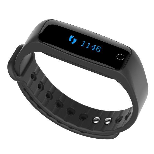 Inteligentna opaska Teclast H30 za ok. 51zł (pulsometr, krokomierz, monitor snu, wyświetlacz OLED) @ YoShop