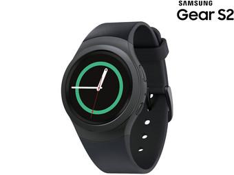 Recertyfikowany smartwatch Samsung Gear S2 za 599,95zł (pulsometr, IP68) @ iBOOD