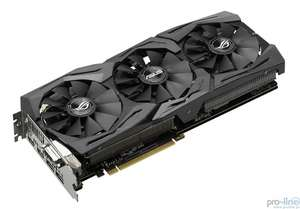 ASUS GeForce GTX 1060 STRIX GAMING OC 6GB