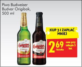 Budweiser Budvar Original 500 ml @ Biedronka