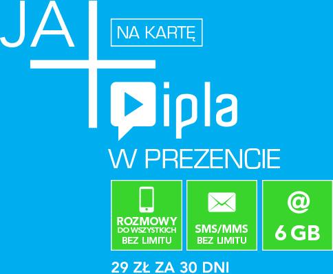Pakiety IPLA za darmo dla abonentów Plusa na kartę.