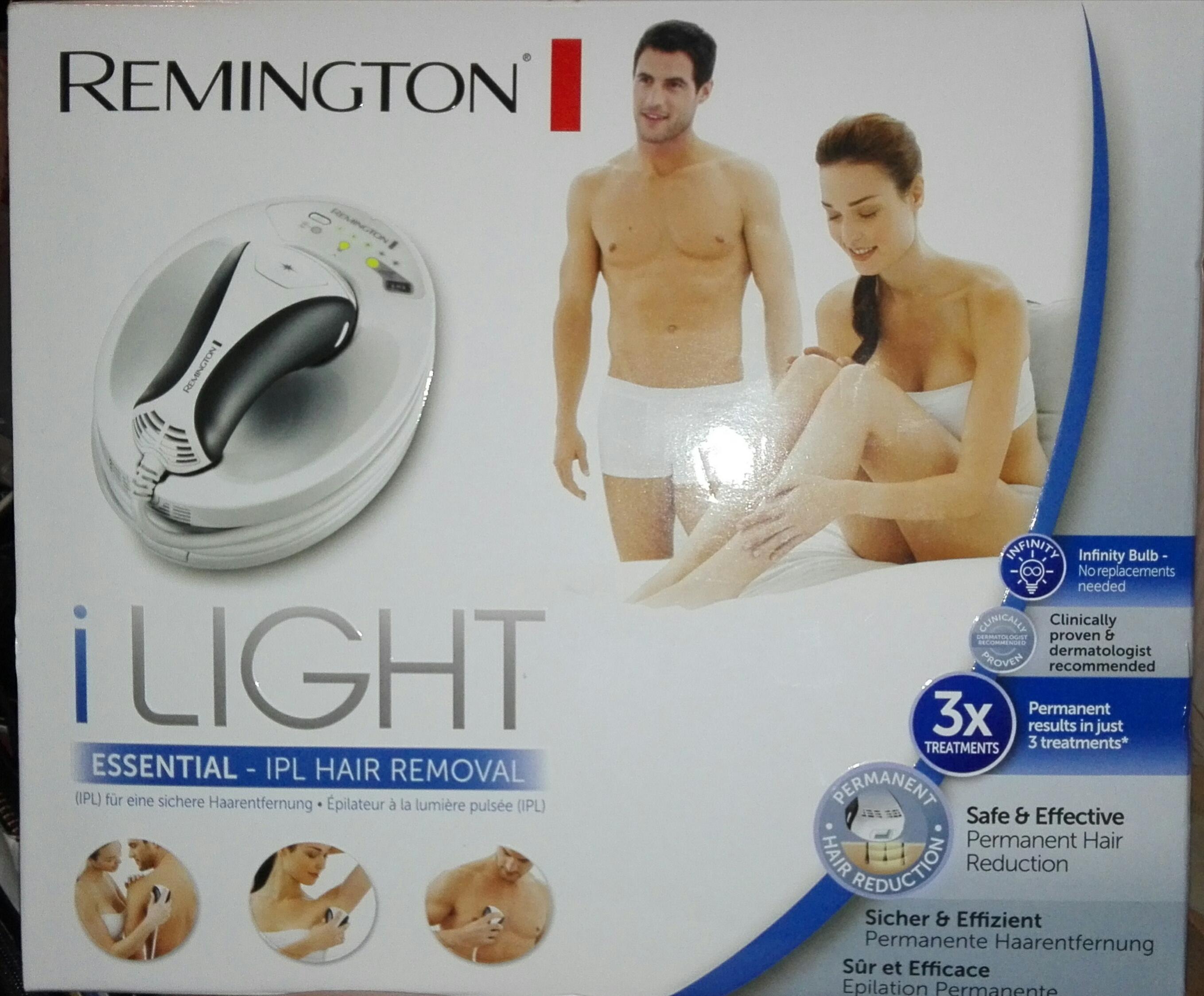 Remington i-LIGHT Essential IPL 6250 - TESCO WROCŁAW Długa