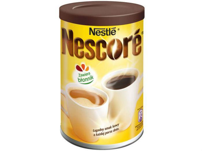 Kawa rozpuszczalna z cykorią Nescore od Nestle za 16,99zł @ Kaufland