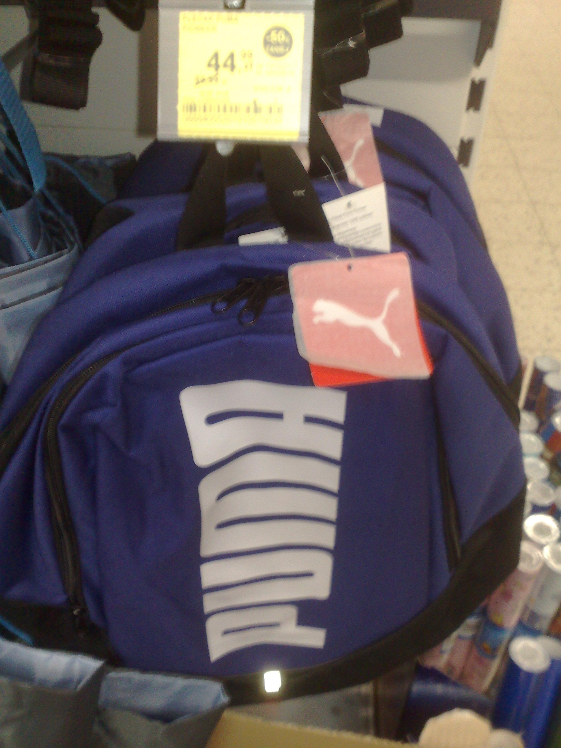 Plecak PUMA (wyprzedaż minus 50 %)
