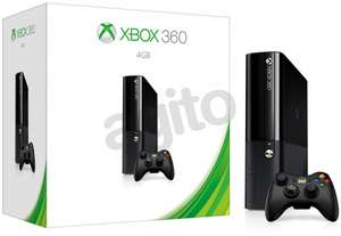 Konsola Microsoft Xbox 360 4GB za 598zł (darmowa wysyłka) @ Agito