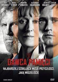 OFERTA DNIA! Dawca pamięci (DVD) - wydanie z książką za 24,99zł @ Merlin