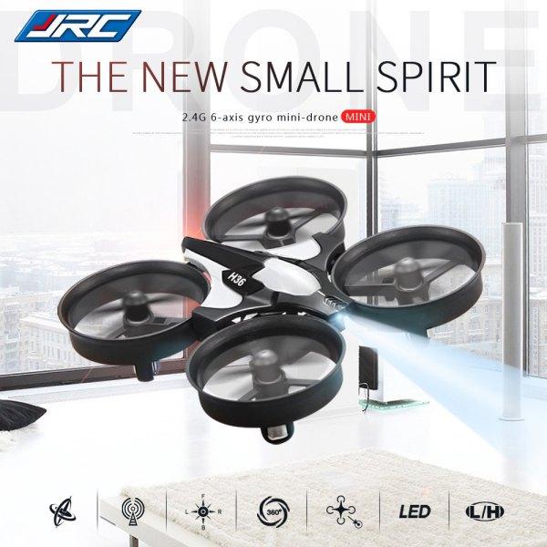 Dron quadrocopter JJRC H36