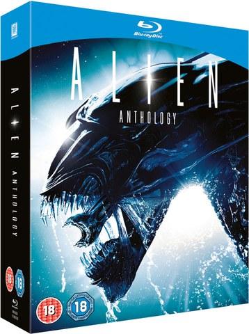 Alien Anthology (Blu-ray) za ok. 56zł @ Zavvi