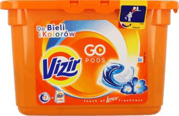 35 kapsułek do prania wizzir ZA DARMO :)