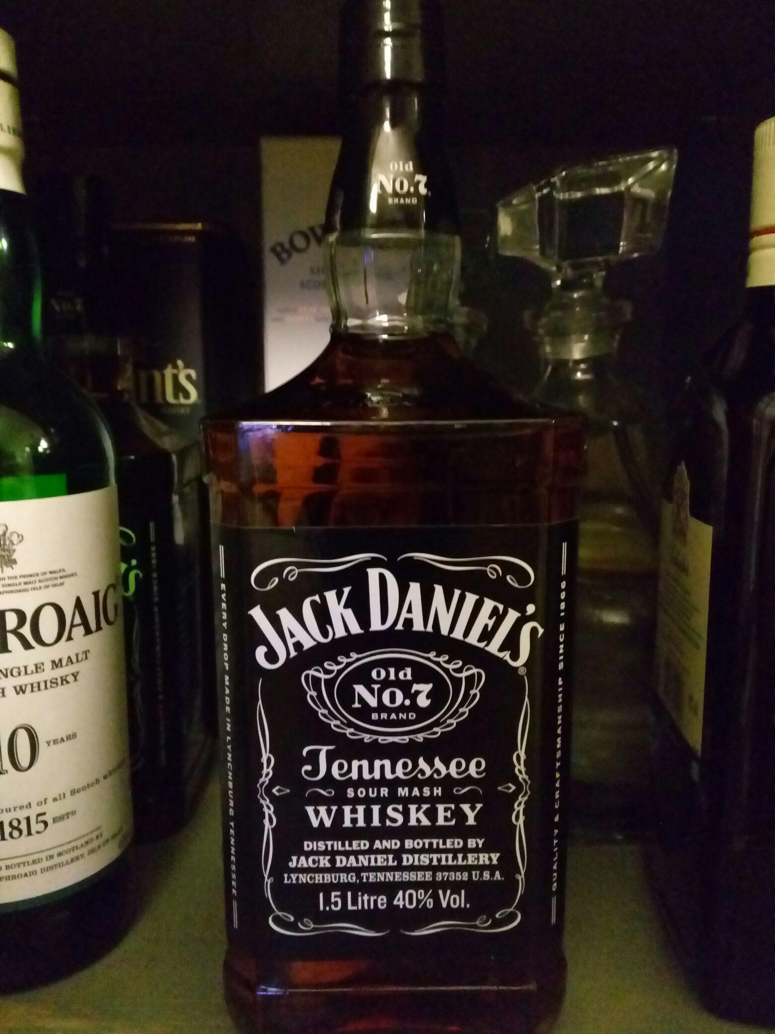 Jack Daniels 1,5L w Biedronce za 135zl