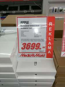 APPLE MacBook Air 13 (Olsztyn)