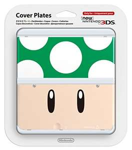 Nintendo New 3DS Cover Plate 1UP za 4zł @ Amazon.de