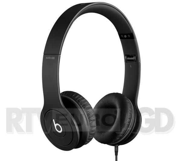 Beats by Dr. Dre Solo HD Monochromatic (czarny) za 469zł (180zł TANIEJ) @ RTV EURO AGD
