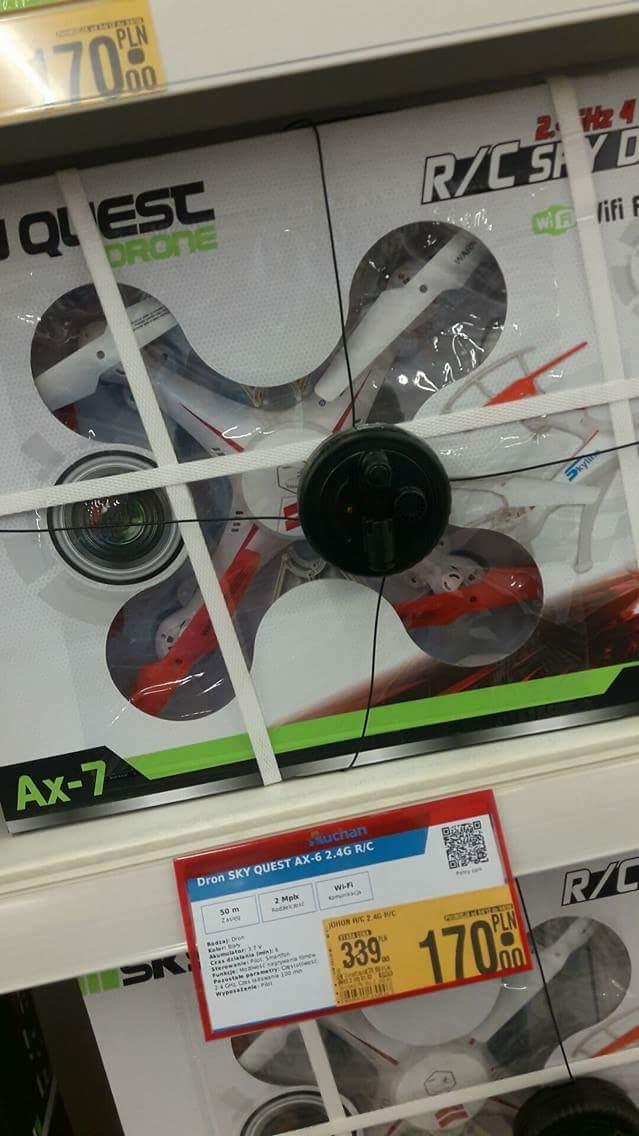Dron Sky Quest AX-6