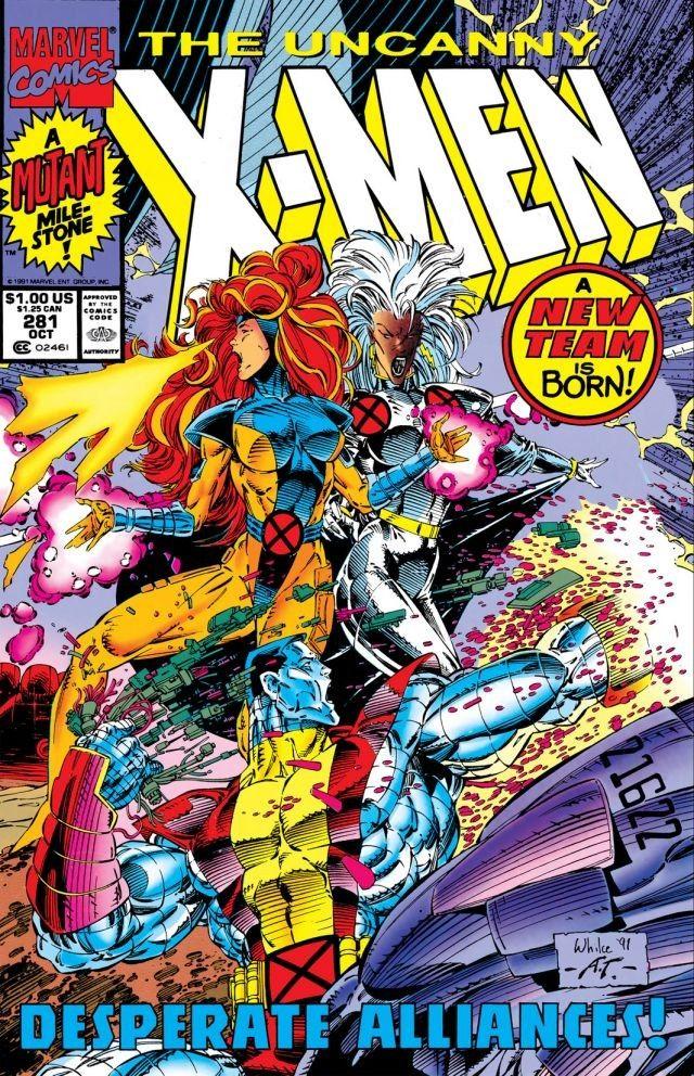 Komiksy za darmo od Comixology (X-Men, New Warriors, Venom)