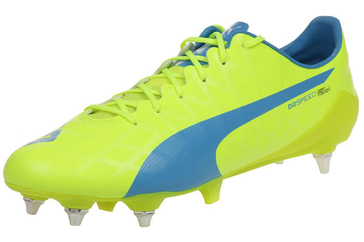 Buty piłkarskie Puma EvoSpeed SL-S Mixed SG 103730 za ~148zł z wysyłką (katalogowo 849zł)