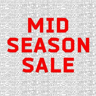Mid Season Sale Cropp.