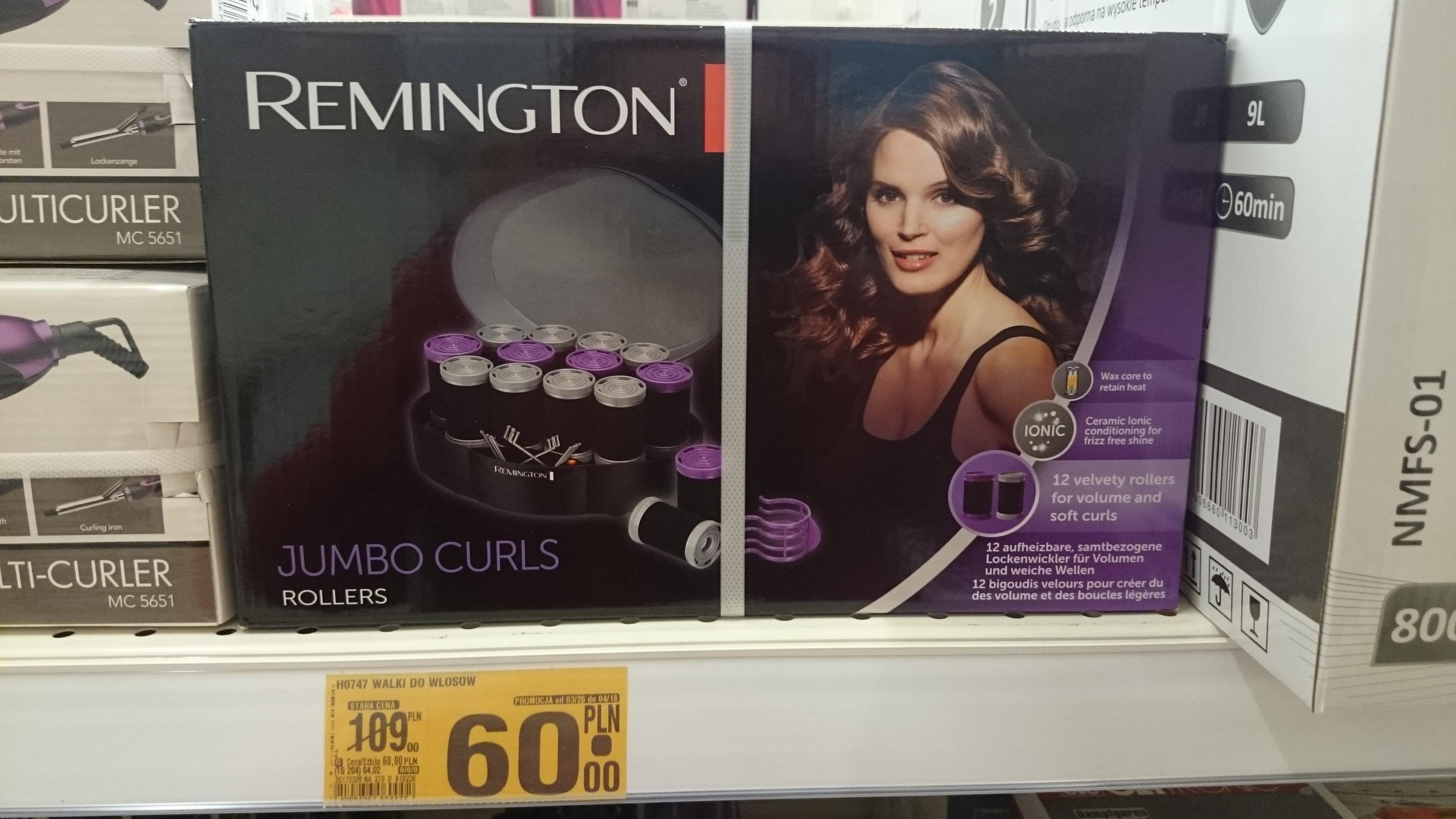 Wałki Remington Jumbo Curls H0747