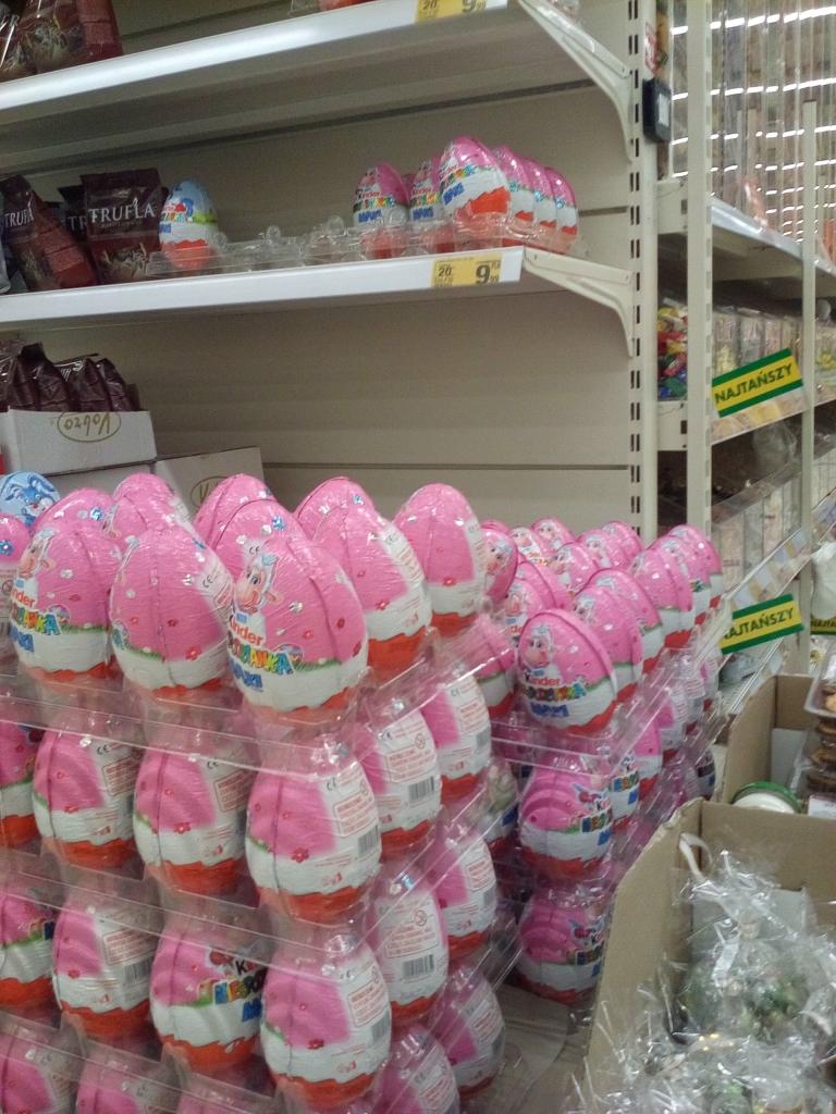 Jajko Kinder Niespodzianka maxi Auchan