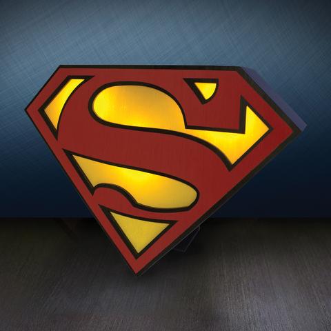 DC Comics - Superman Logo Light za ok. 50zł @ Zavvi