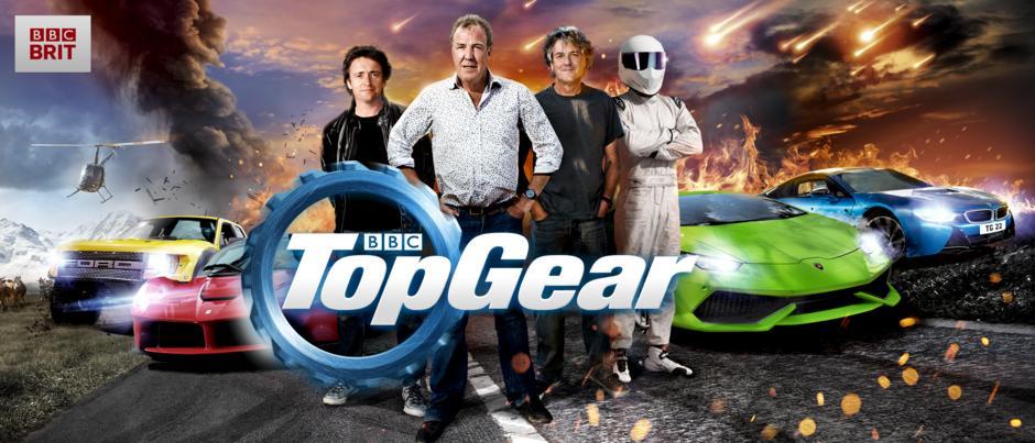 Top Gear - 21 sezonów - 220 odcinków - za darmo przez 14 dni od rejestracji @ShowMax