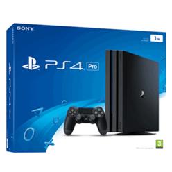 PS4 Pro 1TB + Horizon Zero Dawn + infamous second son