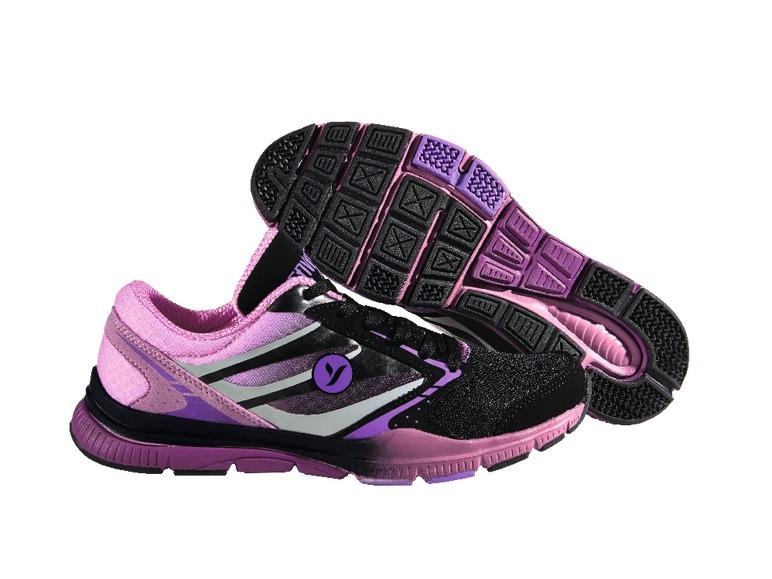 Damskie obuwie sportowe za 49zł (męskie za 55zł) @ Lidl