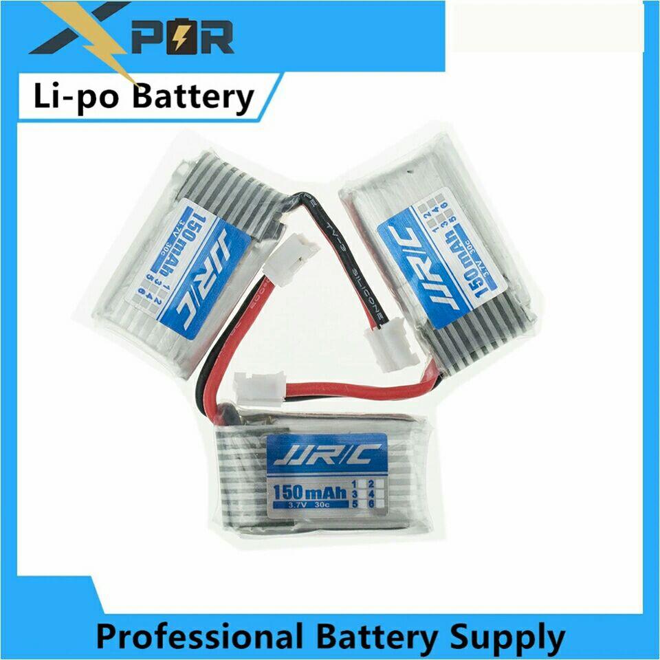Baterie 3szt. Jjrc h36 furibee f36 4.69$(przez apke)