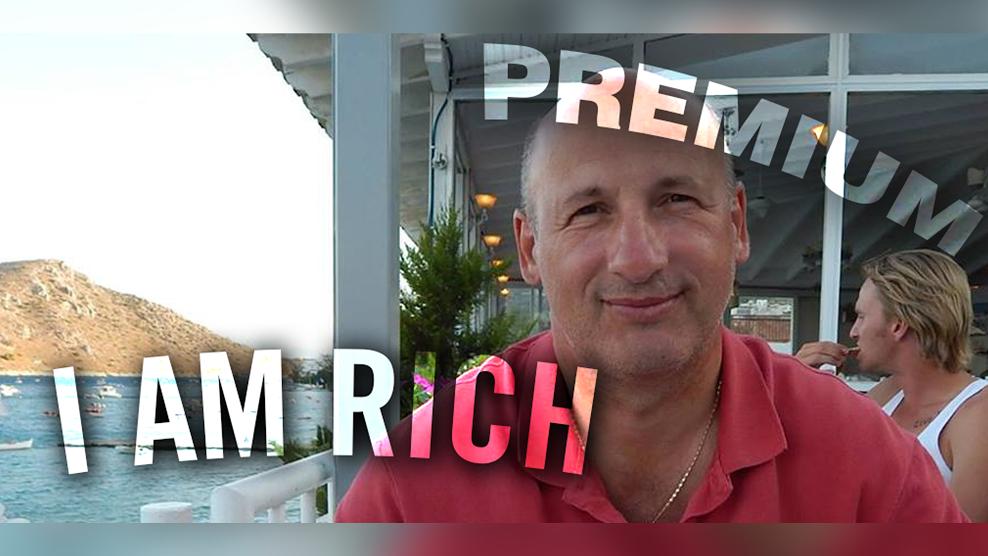 """Apka """"I am rich"""" w wersji Premium (obecnie za darmo!!!111 przeceniona z 1599 zł, niezbędnik każdego Janusza)"""