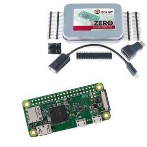 Raspberry Pi Zero W Essential Kit -20%