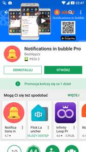 Notifications in bubble Pro - Google Play