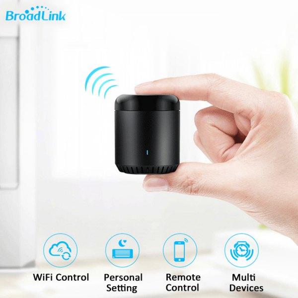 BroadLink WIFI+IR - bezprzewodowa kontrola urządzeń w domu @ Yoshop