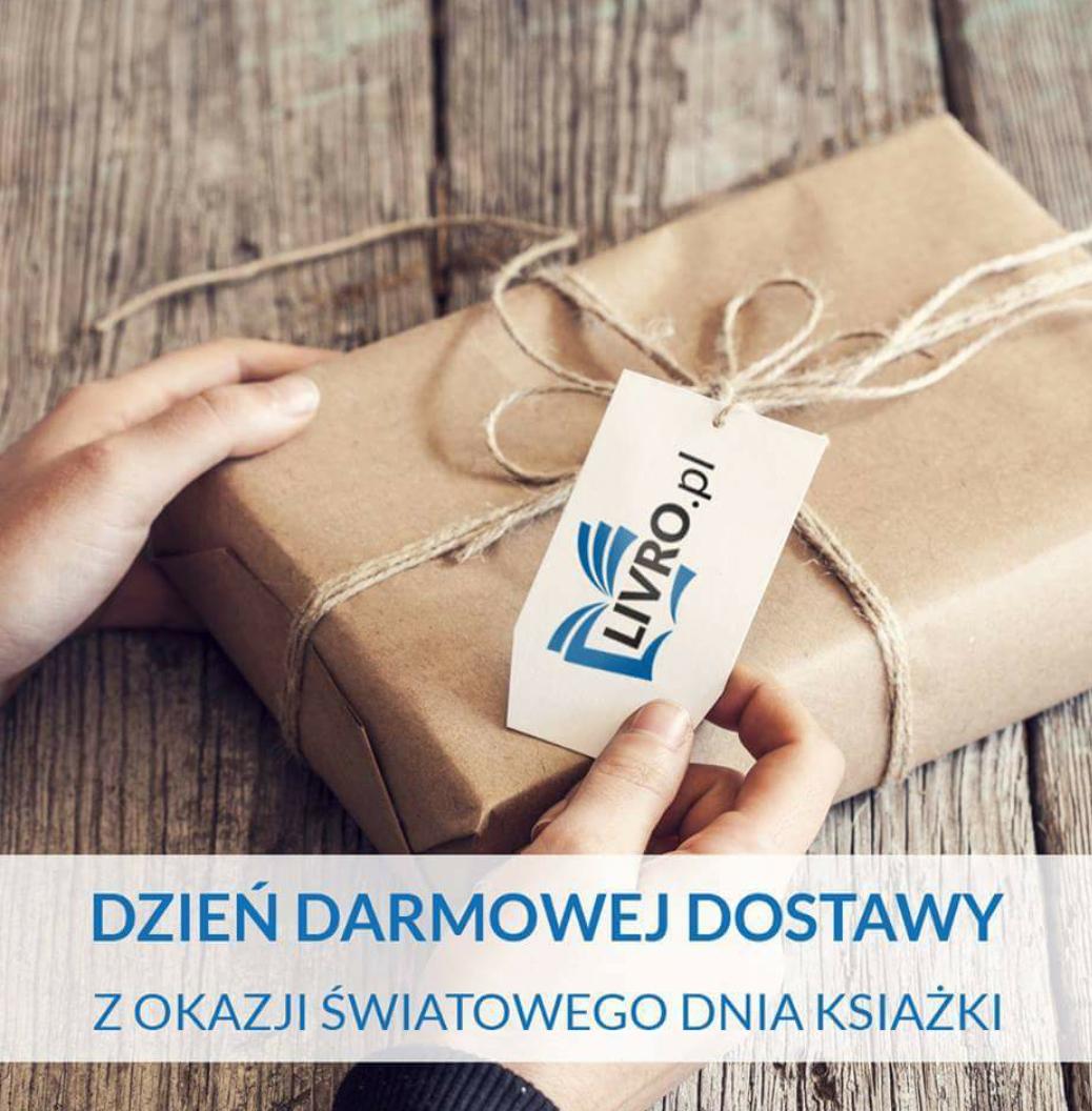 Darmowa dostawa z okazji Światowego Dnia Książki @Livro.pl