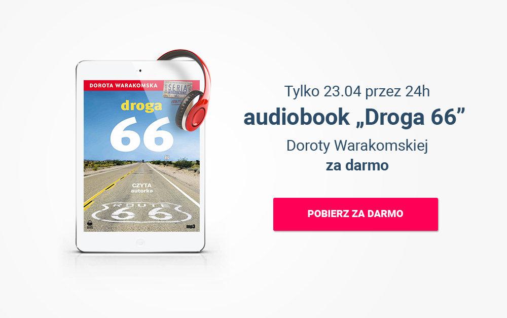"Audiobook ""Droga 66"" za darmo w Virtualo"
