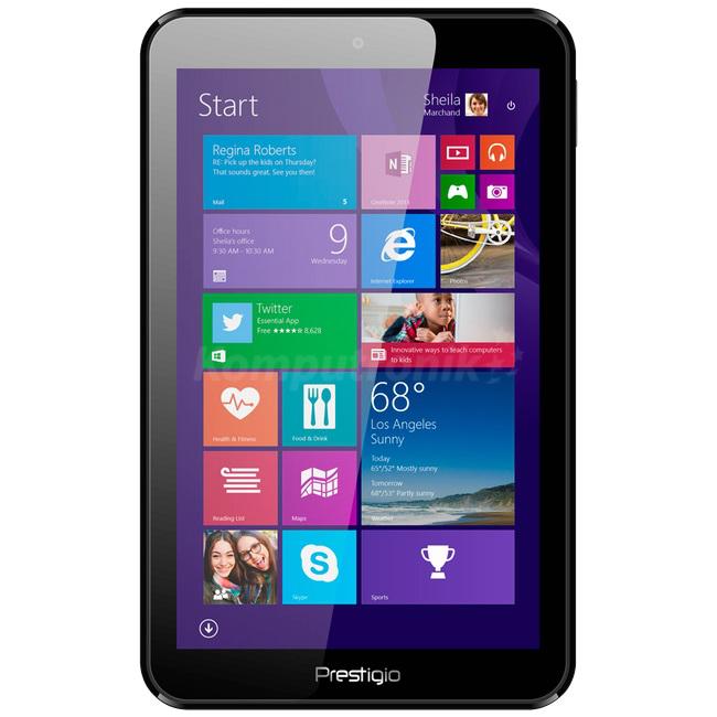 (AKTUALIZACJA)! Tablet Prestigio MultiPad Visconte Quad PMP880 za 399zł (Microsoft Windows 8.1 + Microsoft Office 365 Personal) @ Komputronik