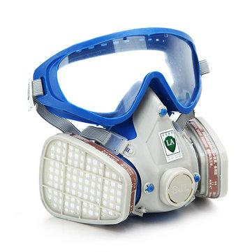 Maska przeciwpyłowa z filtrami / Banggood