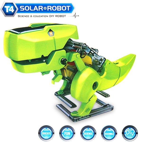 Solarna zabawka do poskładania - Robot CUTE SUNLIGHT 2125 za ~29,50zł z dostawą @ YoShop