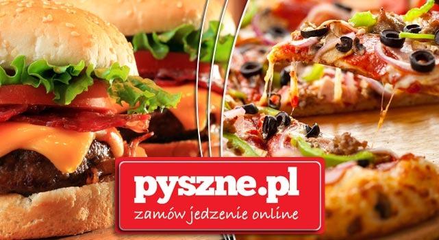 10zł rabatu przy pierwszym zamówieniu jedzenia na wynos za minimum 25zł @ Pyszne.pl